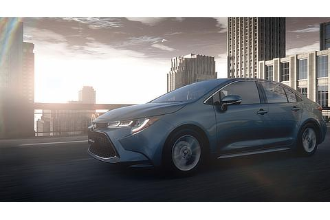 New Corolla (Sporty model)