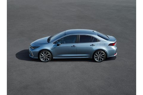 New Corolla (Europe, Prestige model)