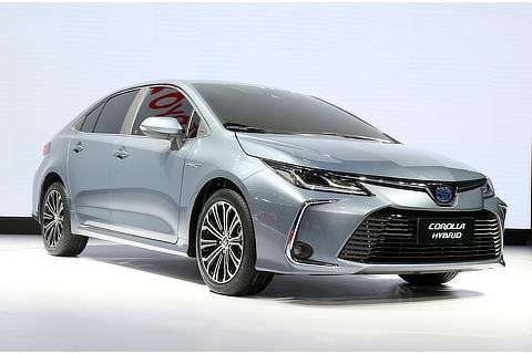 New Corolla (China, Prestige model)