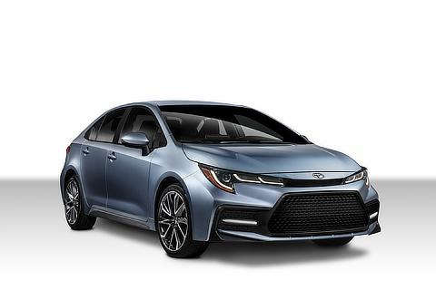 New Corolla (North America, Sporty model XSE)