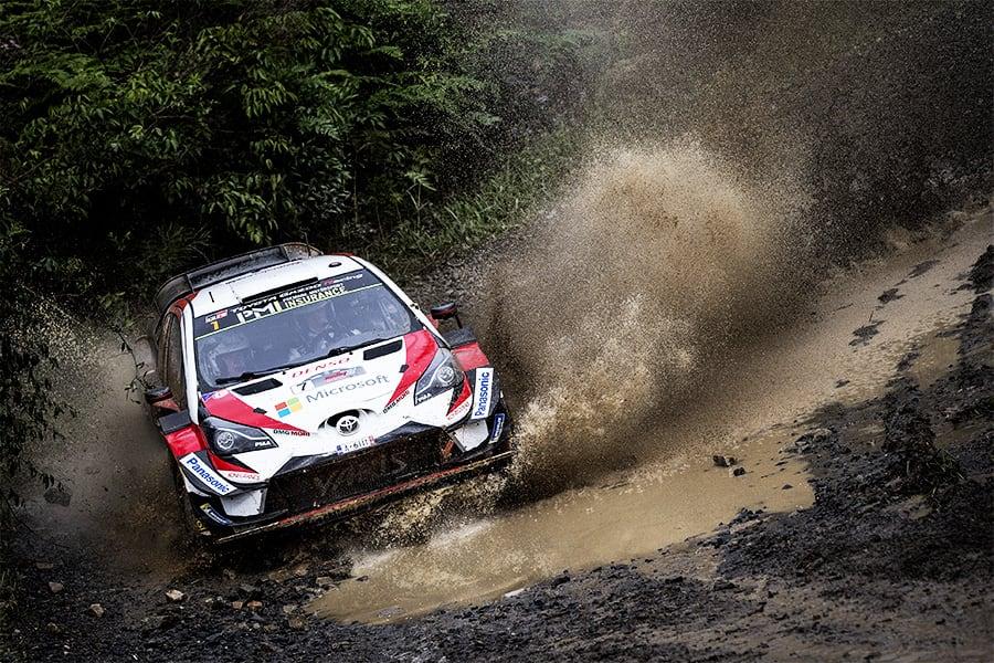 Car 7 (Jari-Matti Latvala, Miikka Anttila)
