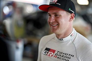 【ドライバー】エサペッカ・ラッピ 2018 WRC Round 13 Rally Australia