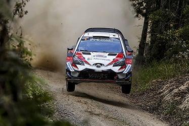2018 WRC Round 13 Rally Australia