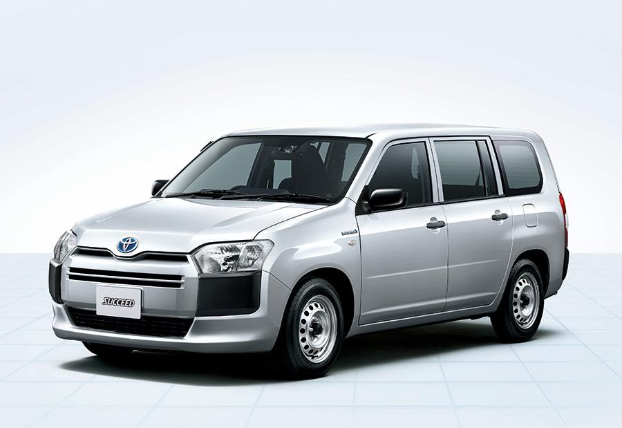 サクシード UL(ハイブリッド車)
