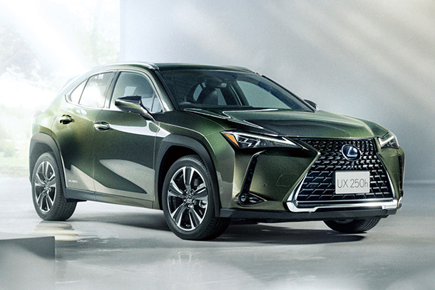 Lexus Introduces The Newest Addition to Its Lineup
