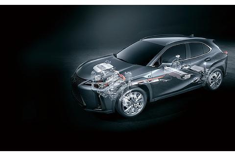 Lexus Hybrid Drive (UX250h)