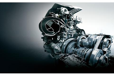 2.0L L4 Engine & Direct Shift-CVT