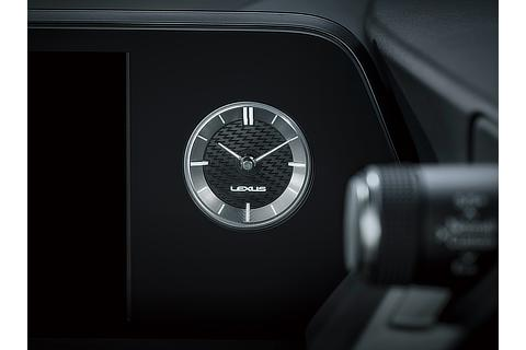 """F SPORT"" Analog Clock (with GPS)"