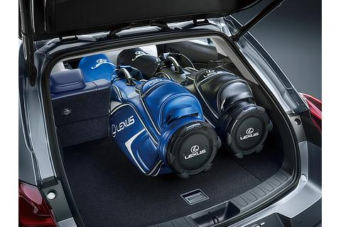 Luggage Space (with Golf Bags)