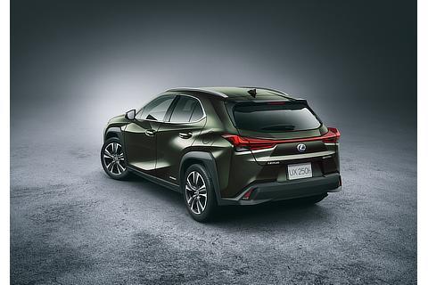 """UX250h""""version L"""" (テレーンカーキマイカメタリック) <オプション装着車>"""