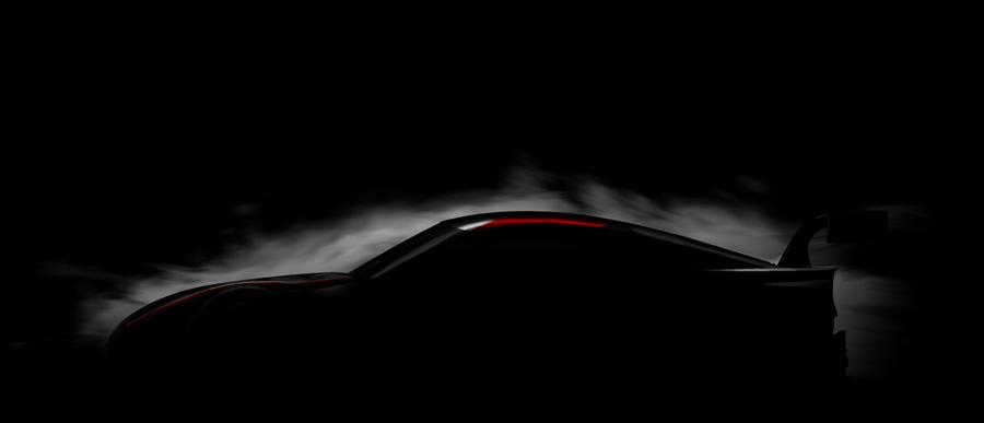 GR Supra Super GT Concept