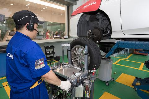 The ultra-efficient maintenance service