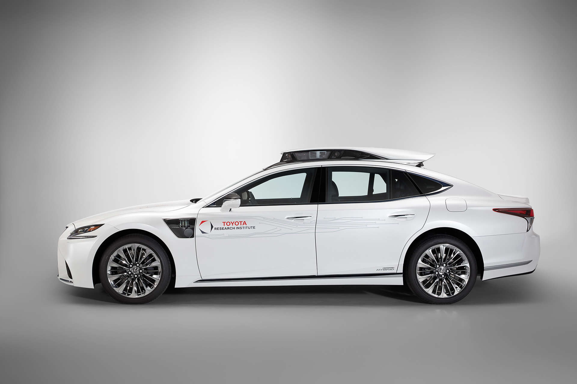 Toyota Research Institute >> Toyota Research Institute Rolls Out P4 Automated Driving