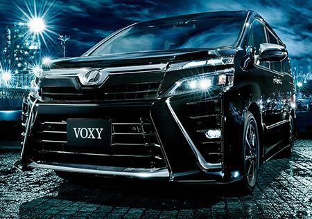 """ヴォクシー 特別仕様車 ZS""""煌 Ⅱ""""(ガソリン車・7人乗り・2WD)"""