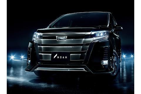 """ノア 特別仕様車 Si""""W×B Ⅱ""""(7人乗り・2WD)(ブラック)"""