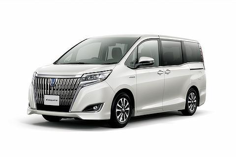 """エスクァイア Gi""""Premium Package""""(ハイブリッド車)(ホワイトパールクリスタルシャイン)<オプション装着車>"""