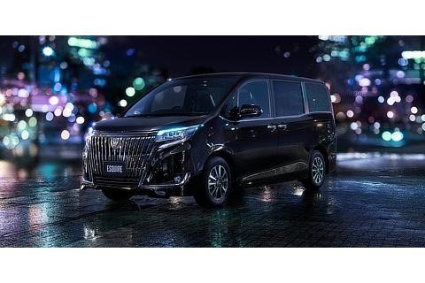 """エスクァイア 特別仕様車 Gi""""Premium Package・Black-Tailored""""(2WD)(ブラック)"""