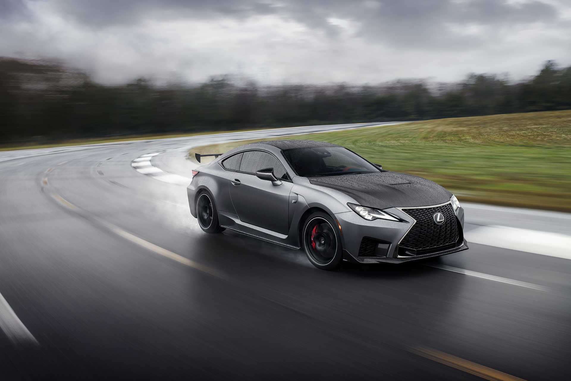2020 lexus rc f and rc f track edition debut in detroit | lexus