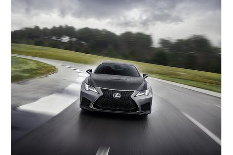 "Lexus RC F ""Track Edition"""