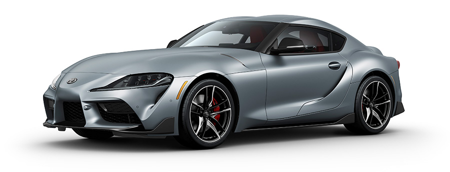 New Supra (U.S. specification model)