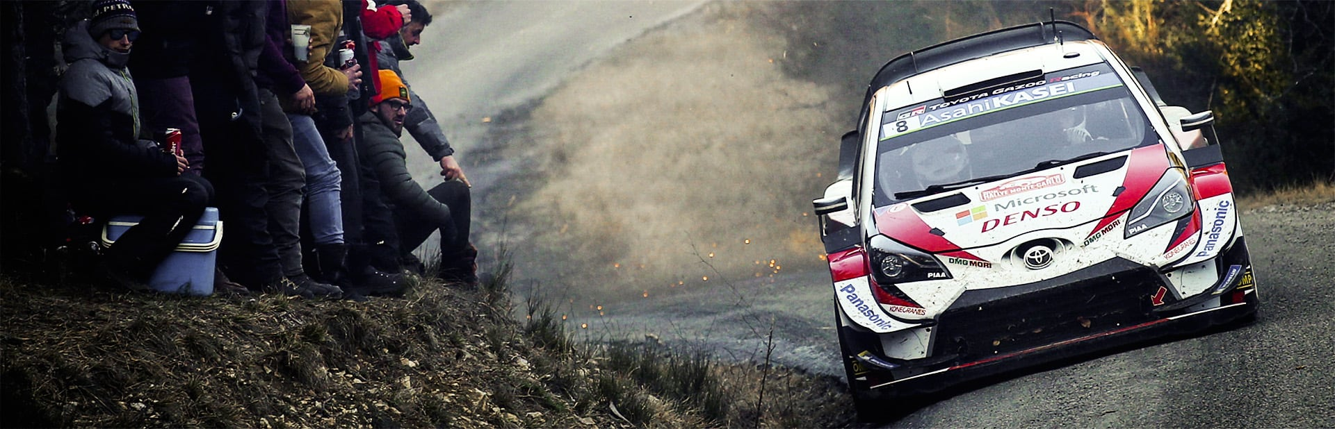 Rallye Monte-Carlo: Day 4 Tänak charges back to climb onto the podium in Monte Carlo