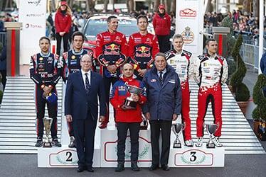 【ドライバー】オィット・タナック/マルティン・ヤルヴェオヤ 2019 WRC Round 1 Rallye Monte-Carlo