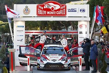 【ドライバー】マルティン・ヤルヴェオヤ/オィット・タナック 2019 WRC Round 1 Rallye Monte-Carlo