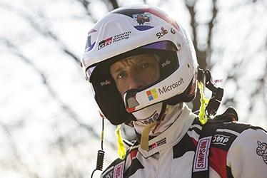 【ドライバー】クリス・ミーク 2019 WRC Round 1 Rallye Monte-Carlo