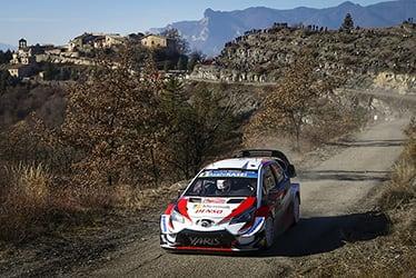 2019 WRC Round 1 Rallye Monte-Carlo