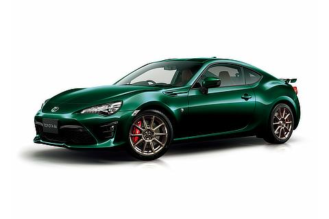 "特別仕様車 GT""British Green Limited""<オプション装着車>"