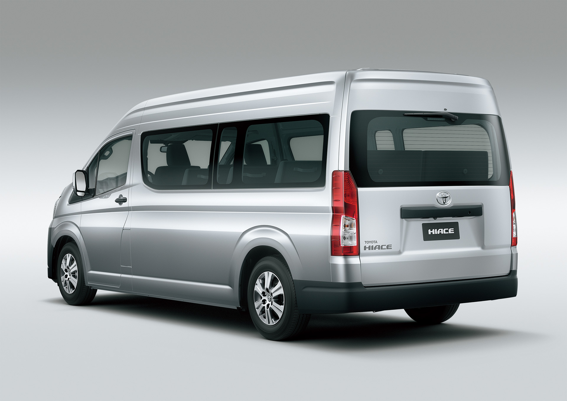 f75a987042 Toyota s New Hiace Series for Overseas Markets Debuts in Philippines ...