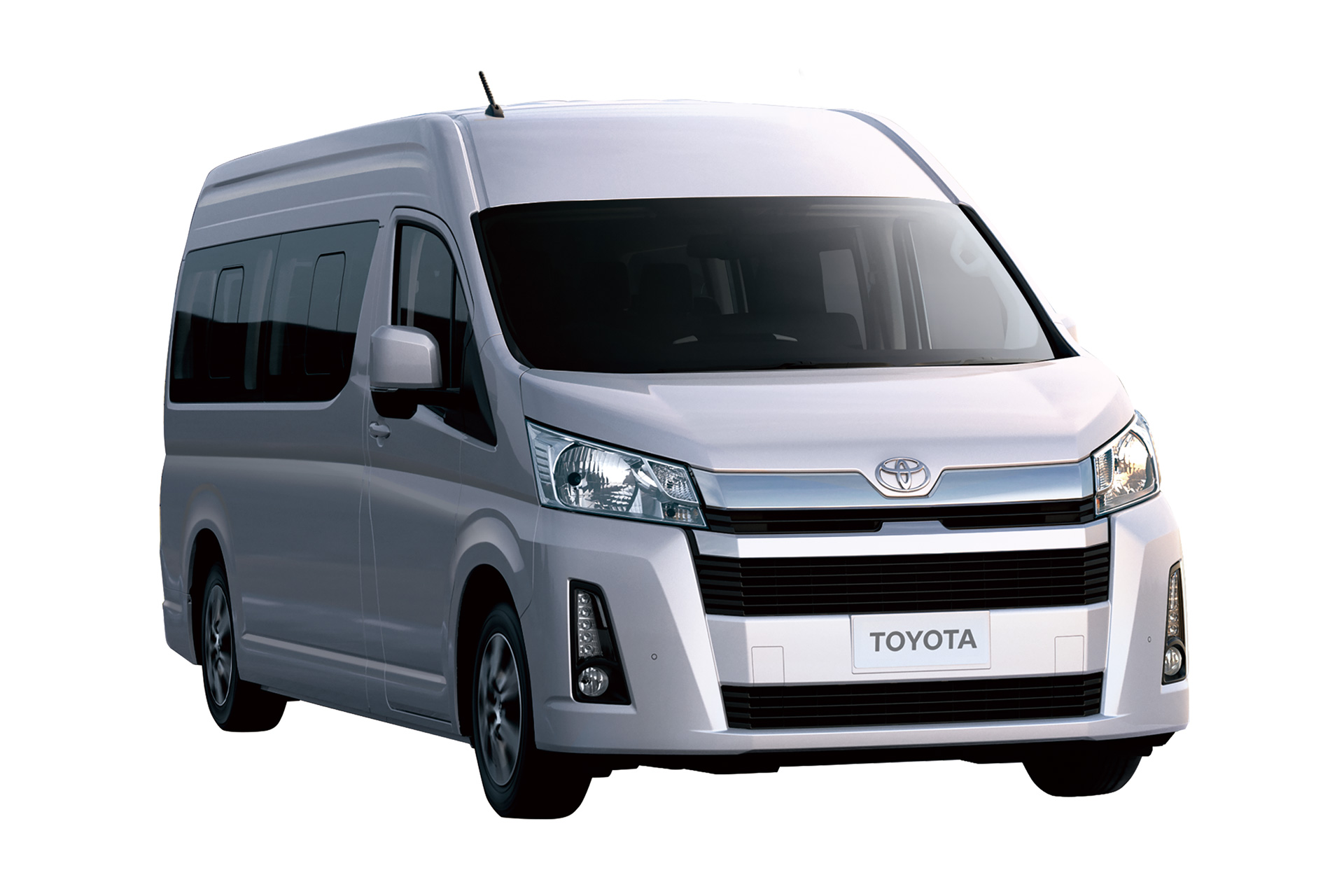 Toyota S New Hiace Series For Overseas Markets Debuts In