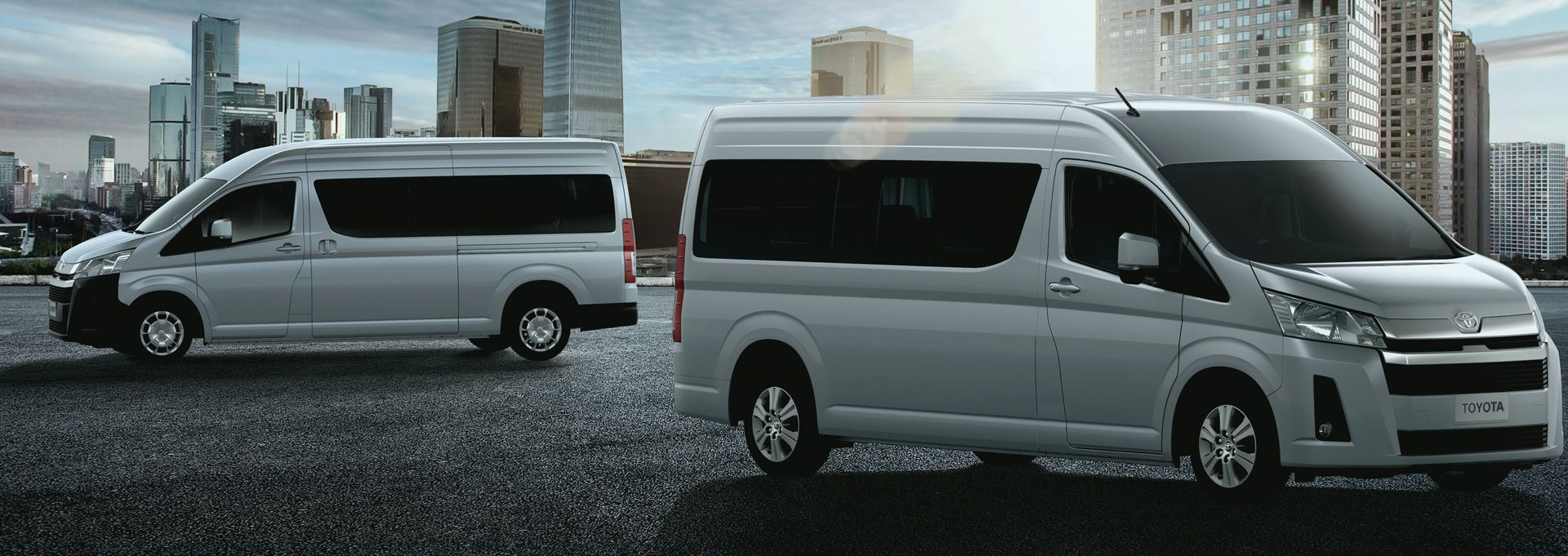 c52a043a81 Toyota s New Hiace Series for Overseas Markets Debuts in Philippines ...