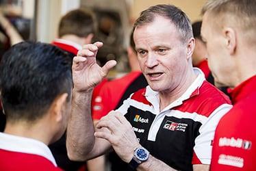Tommi Mäkinen, Team Principal; 2019 WRC Round 3 Rally Mexico