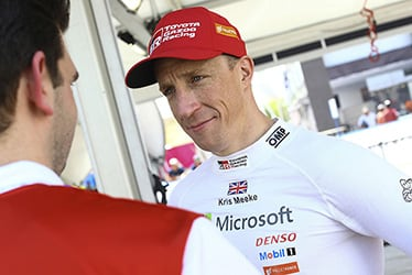 Kris Meeke, driver; 2019 WRC Round 3 Rally Mexico