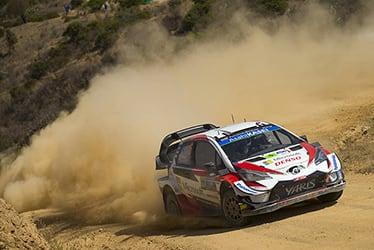 2019 WRC Round 3 Rally Mexico
