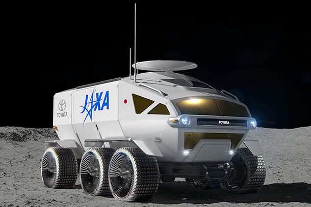 JAXA and Toyota Reach Agreement on Consideration Toward International Space Exploration