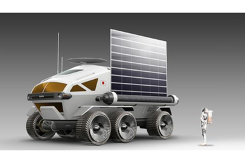 Pressurized Rover (Image)