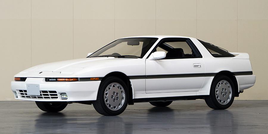 トヨタ スープラ MA70型(1988)