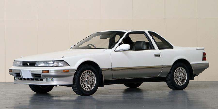 トヨタ ソアラ MZ20型(1989)