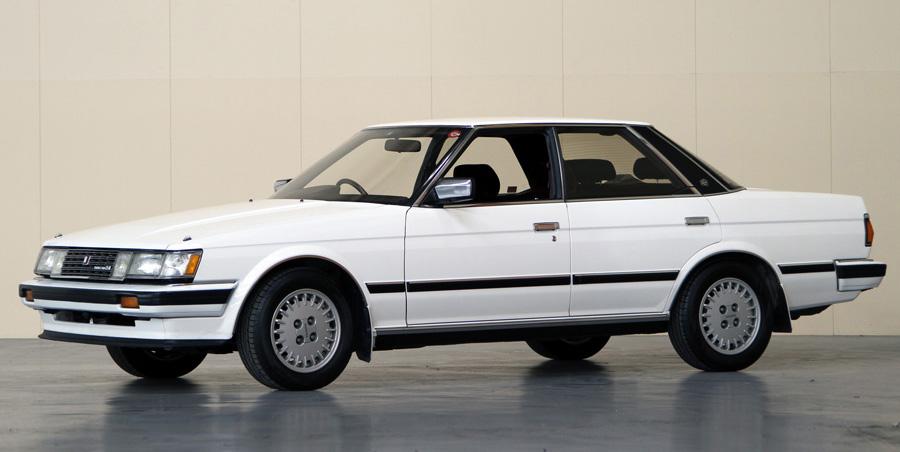 トヨタ マークⅡ GX71型(1986)