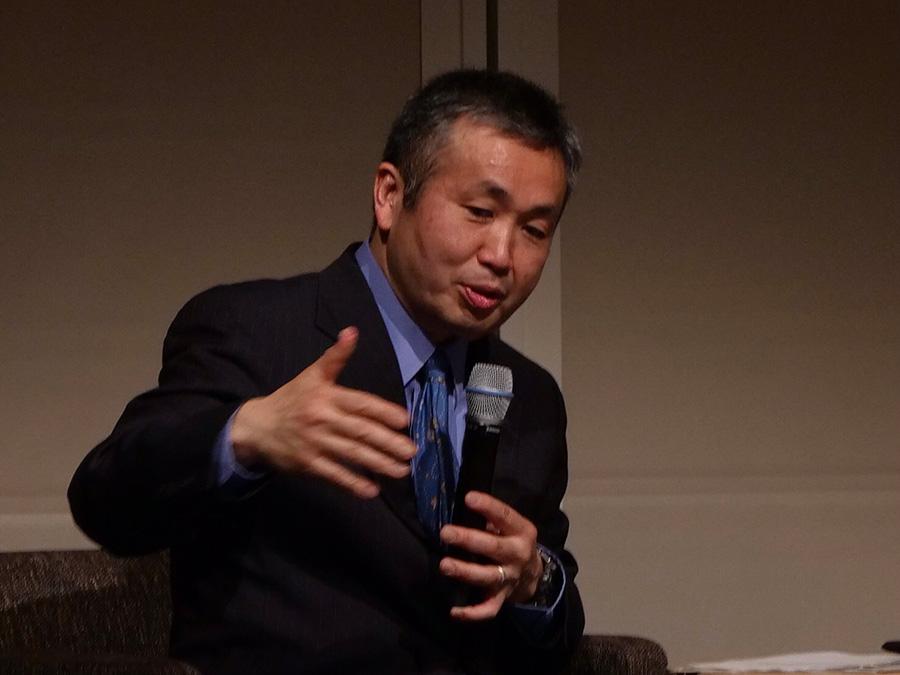 Koichi Wakata, JAXA Vice President and Astronaut