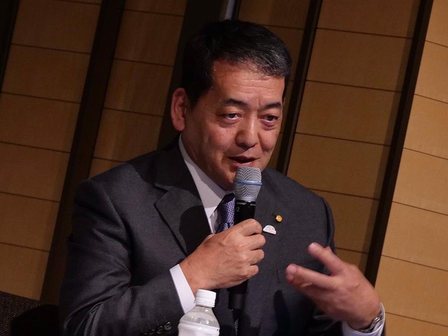 Shigeki Terashi, Toyota Executive Vice President