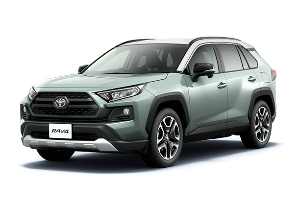 Toyota Rolls Out All New Rav4