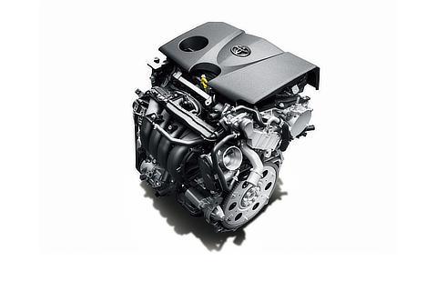 2.0L DYNAMIC FORCE ENGINE M20A-FKS × Direct Shift-CVT