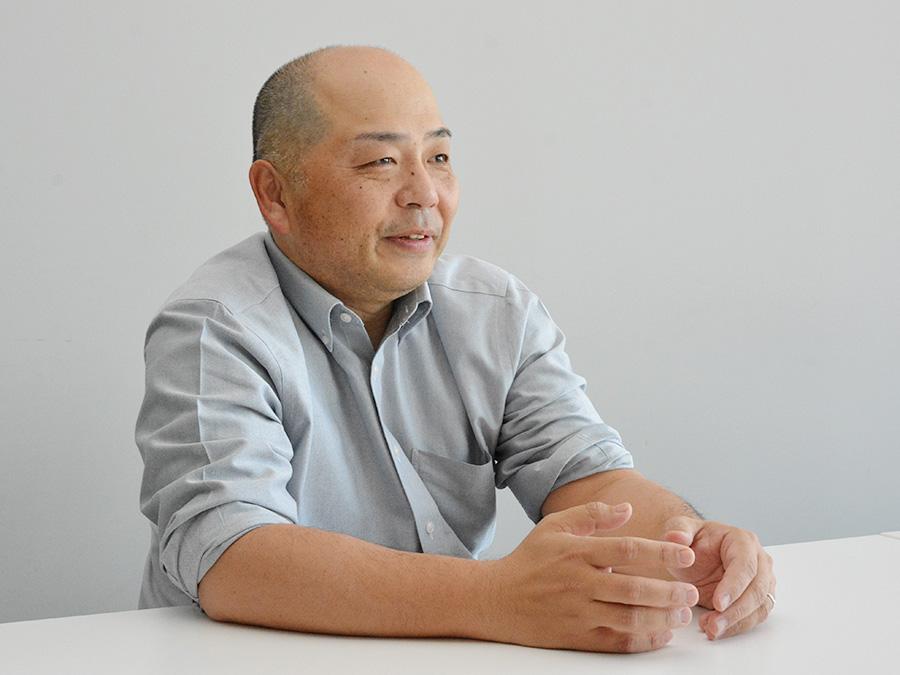 第3駆動・EHV設計部 前田 義紀