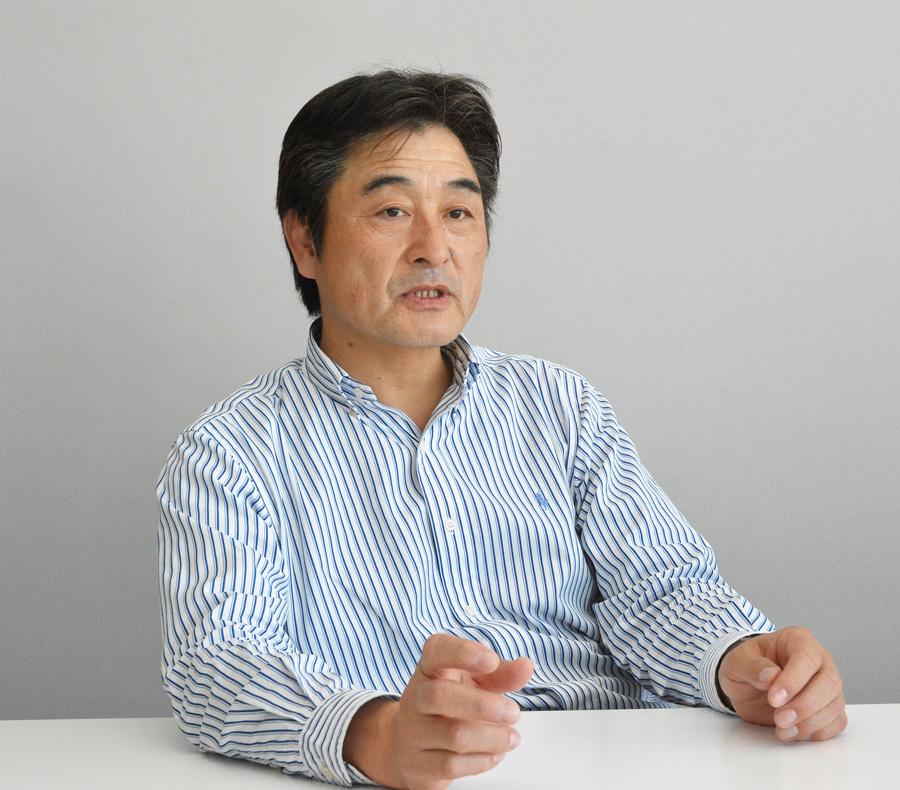 先進車両技術開発部 佐藤 茂