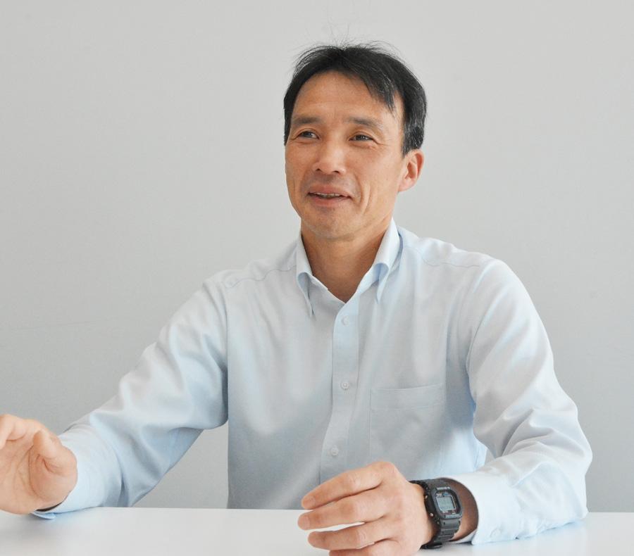 第3駆動・EHV設計部 佐藤 浩喜