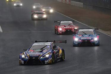 SUPER GT 第1戦 OKAYAMA GT 300km RACE