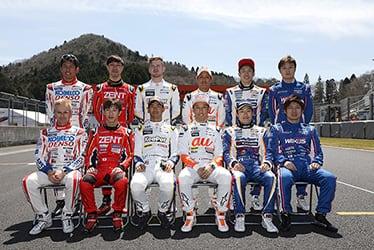 【SUPER GT 2019年 GT500クラス ドライバー】SUPER GT 第1戦 OKAYAMA GT 300km RACE